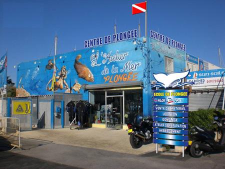 boutique atelier de la mer Marseille